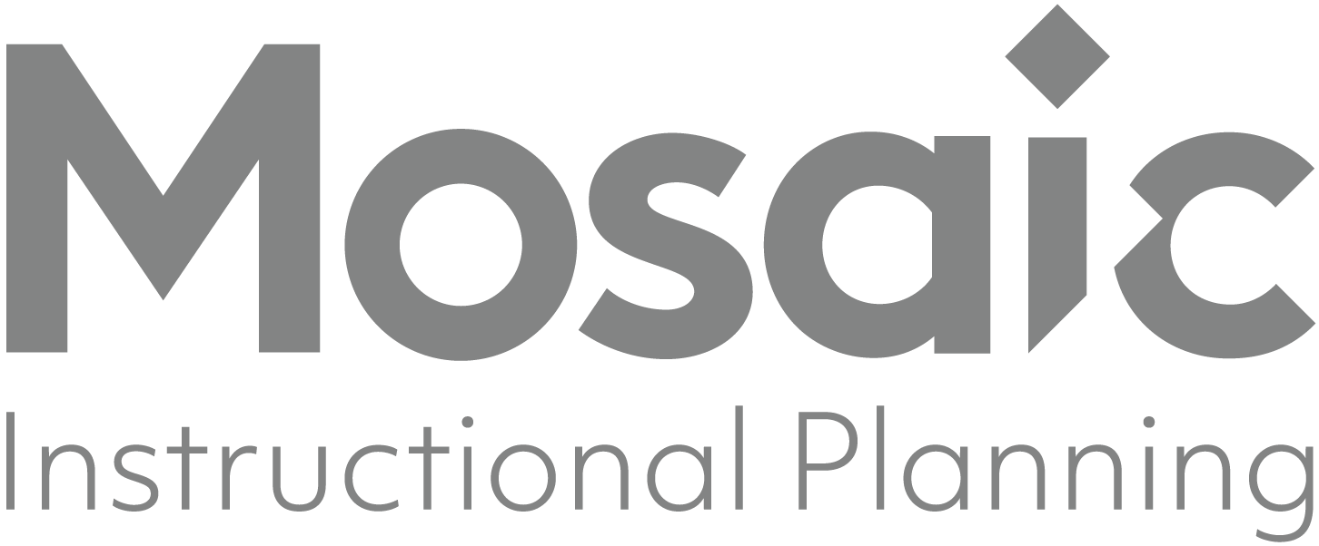 Client Logo - Mosaic Instructional Planning