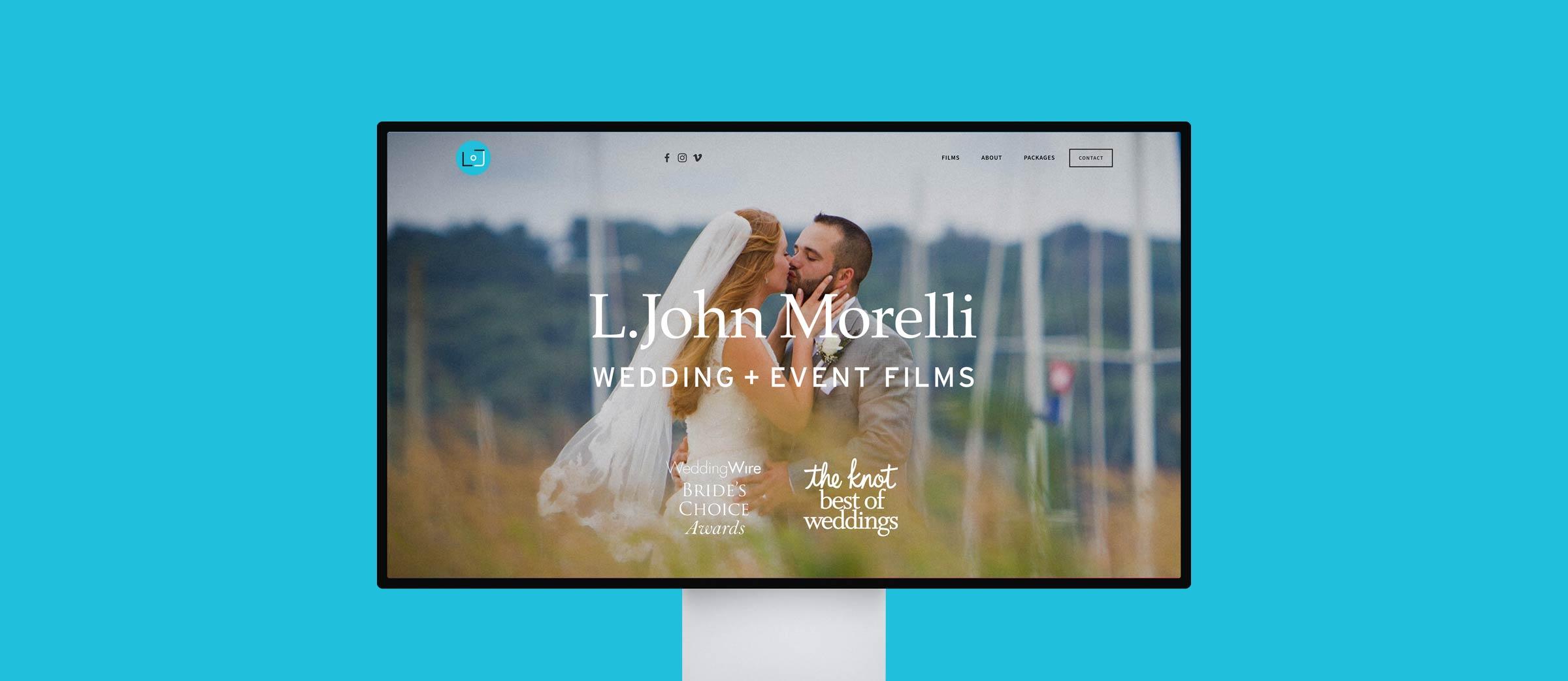 L John Morelli Title Card Image