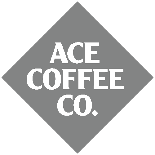 Ace Coffee Client Logo - Grey